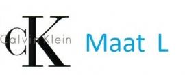 Calvin Klein Strings & Slips L-XL
