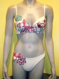 Ravage bikini wit 34