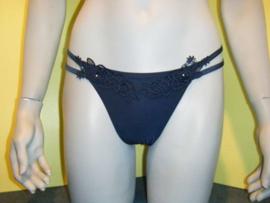 Luna Magnolia string blauw M