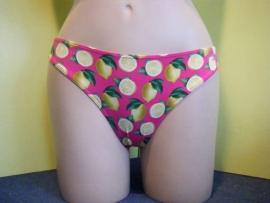 Shiwi bikinislip citroen roze  maat 42