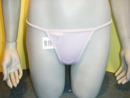 Calvin Klein string T-back paars M #6