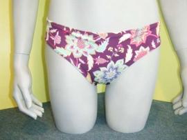 Bodique bikinislip paars S 34
