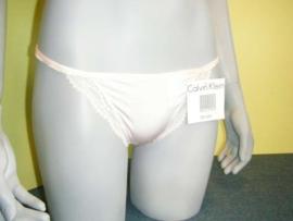 Calvin Klein string F3086E L 38
