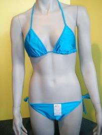 Dyanne bikini blauw M 36 38