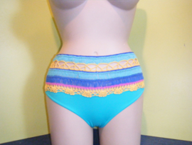 Raffaela d'Angelo bikini broekje aqua L