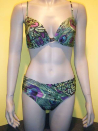 La Perla bikini pauw 40C