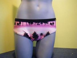 pastel pink Shiwi  bikini heupslip 40