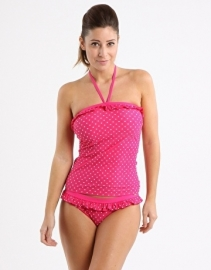 Cleo pink tankini Betty 75E