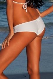 Sheridyn Cheeky string bikinislip XS 34 wit