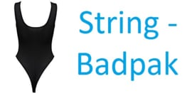 stringbadpak of stringmonokini