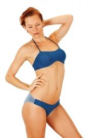 BlueGlue bikini bandeau  L 40