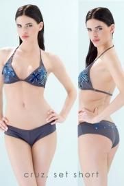 BlueGlue bikini hipster Cruz L