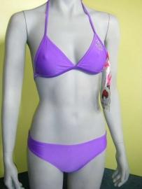 Pink Label tiener bikini Paars mt.  M