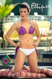 Ellipse bikinislip wit M 36/38