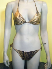 Cobey by Calzedonia bikini Goud / Jeans 34 #6