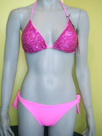 Dive d'Estate bikini Stardust S/M triangle