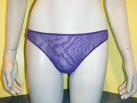 Parah Brazilian slip paars 40/42