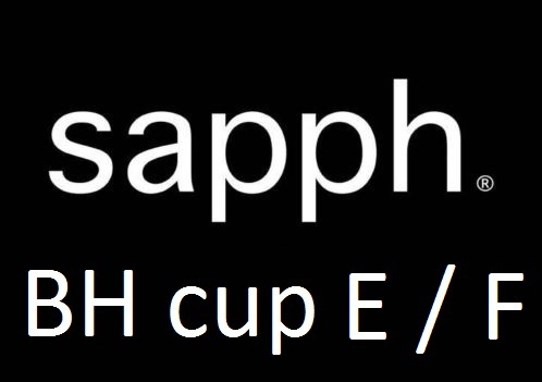 Sapph Grote cupmaat BH outlet