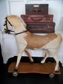 Brocante frans paardje