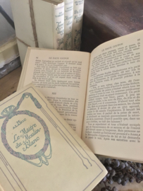 Oude franse kinderboekjes