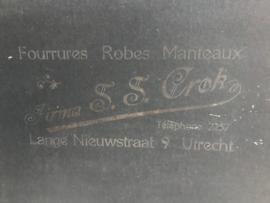 Bontmof in originele doos