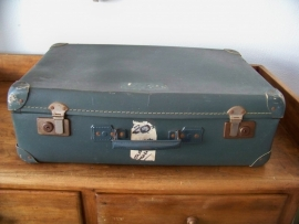 Grijs koffer