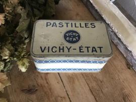 Blikje van Vichy