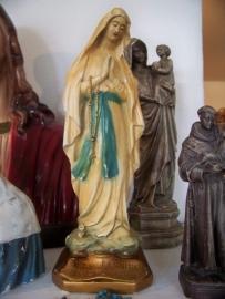 Maria beeld uit Banneux