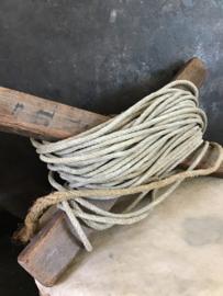 Houten touwkruis