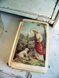 Brocante kerkboekje...