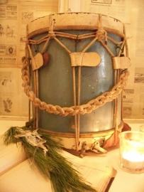 Oude trommel....