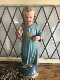 Beeld van kindje Jezus