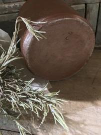 Kleine aardewerken pot