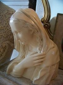 Wit Mariabeeld...