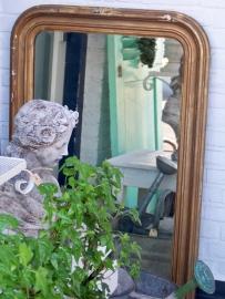 Grote franse spiegel...