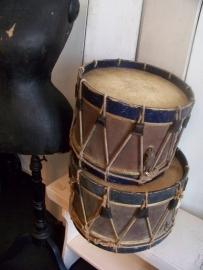 Oude trommel klein