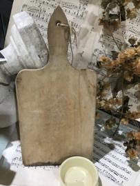 Oude broodplank