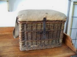 Oude viskoffer