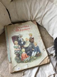 Oud Duits sprookjesboek