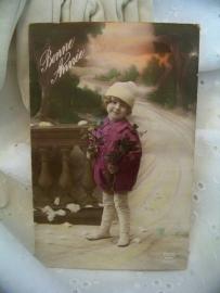 Belgische nieuwjaarskaart