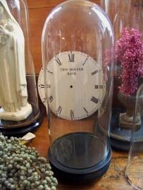 Oude glazen stolp