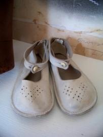 Witte babyschoentjes...