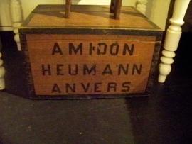 Stijfselkist Heumann Anvers