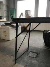 Industriële klaptafel