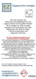 Cappuccinoreiniger EZ-CR-6