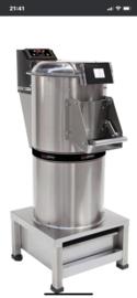 Aardappelschiller met filter - Capaciteit 20 kg  380 Volt