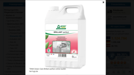 TANA Green Care Brilliant perfect 5 liter