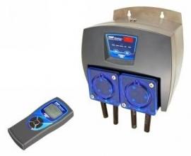 Dos Plus RMP Digital 2-dispensers zeep + naglans