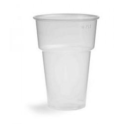 Bierglas Plastic 0,22 cl