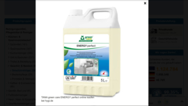 TANA Green Care ENERGY perfect 2x5 liter